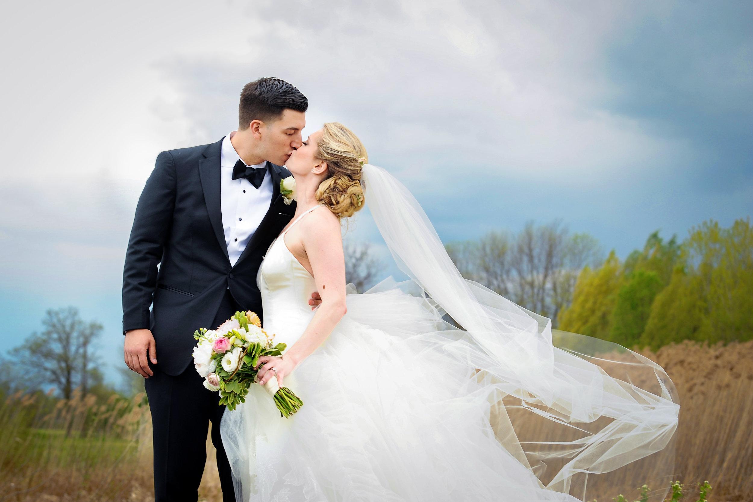 Saratoga National Romantic/ Fun Summer Wedding