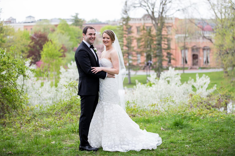 Canfield Casino                                                           Romantic/ Winsome Spring Wedding