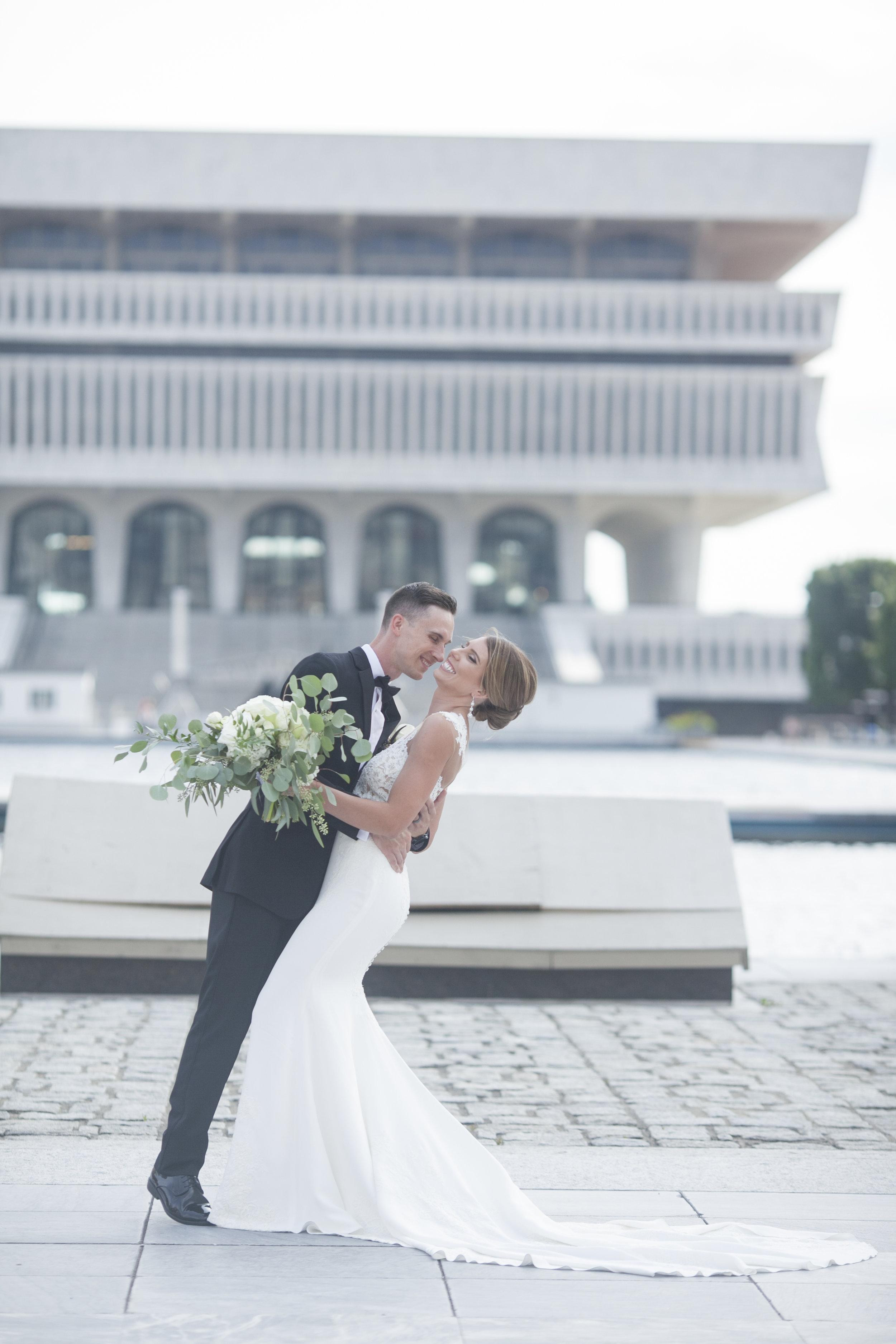 Sixty State                                                         Winsome/Elegant Summer Wedding