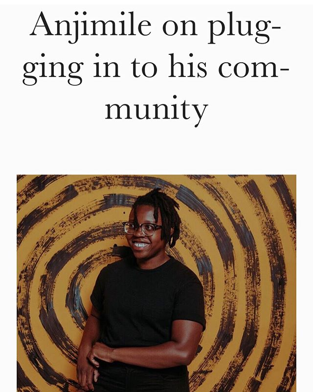 thank u Hannah Weiner for this incredibly thoughtful interview & write up. Peep the whole thing at www.citylookspretty.com (and check out interviews w/ @aub.had @hilkenmancini_40southst and a handful of other rad local womxn in music) 🤩🤩🤩