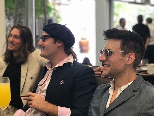 gentlemen's brunch