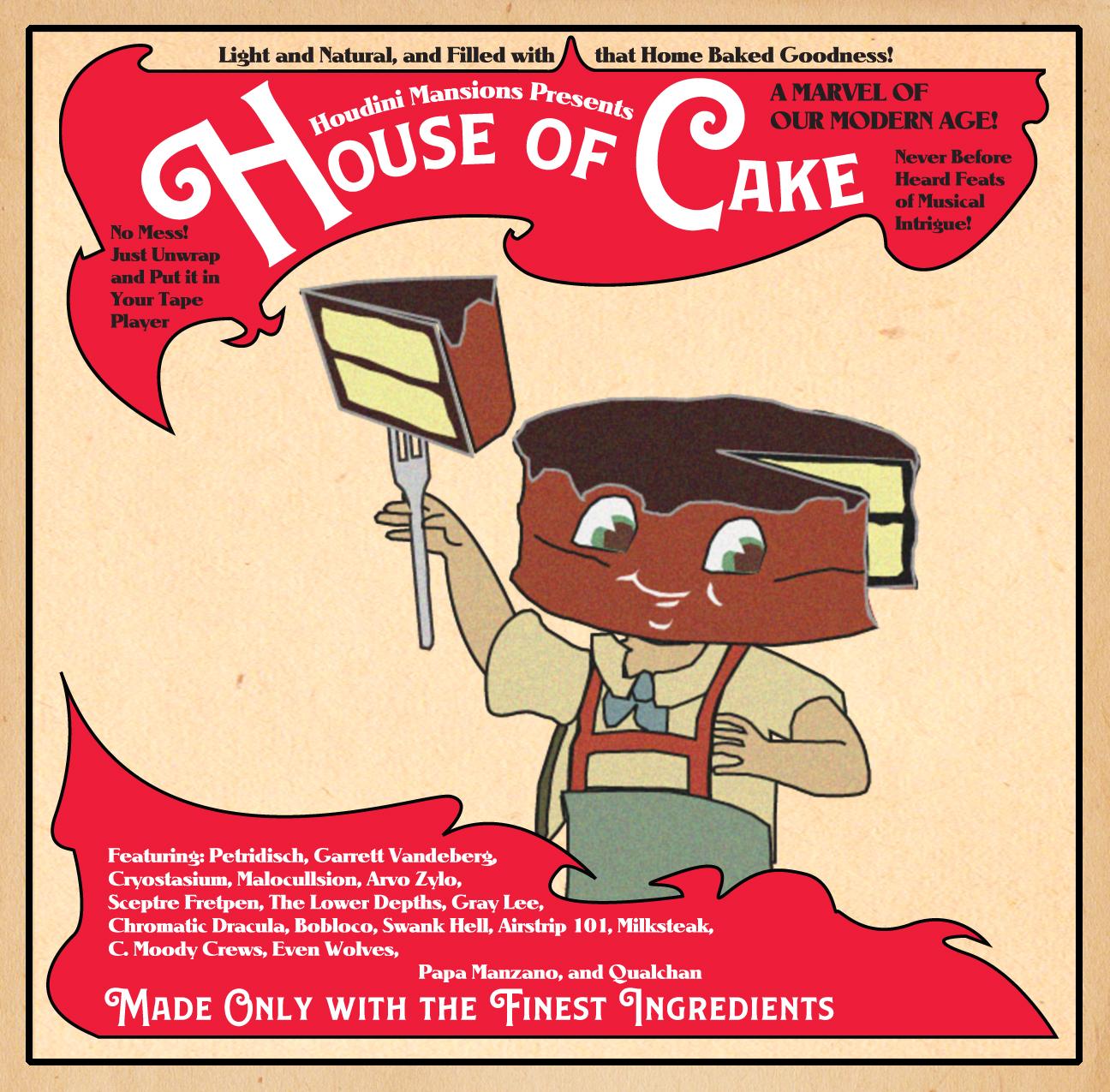 HMR001 - House of Cake