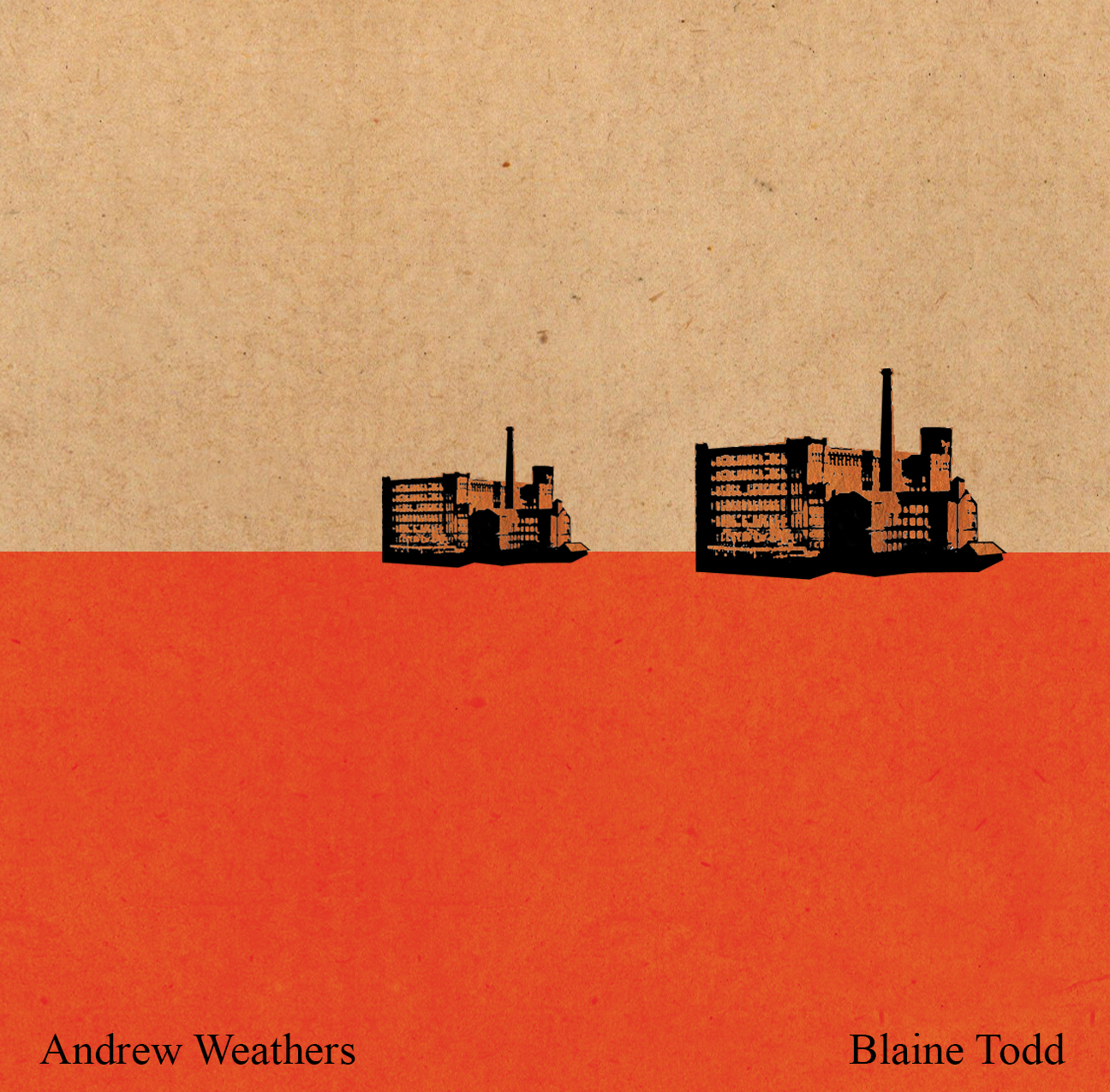 HMR 002 - Andrew Weathers/ Blaine Todd Split