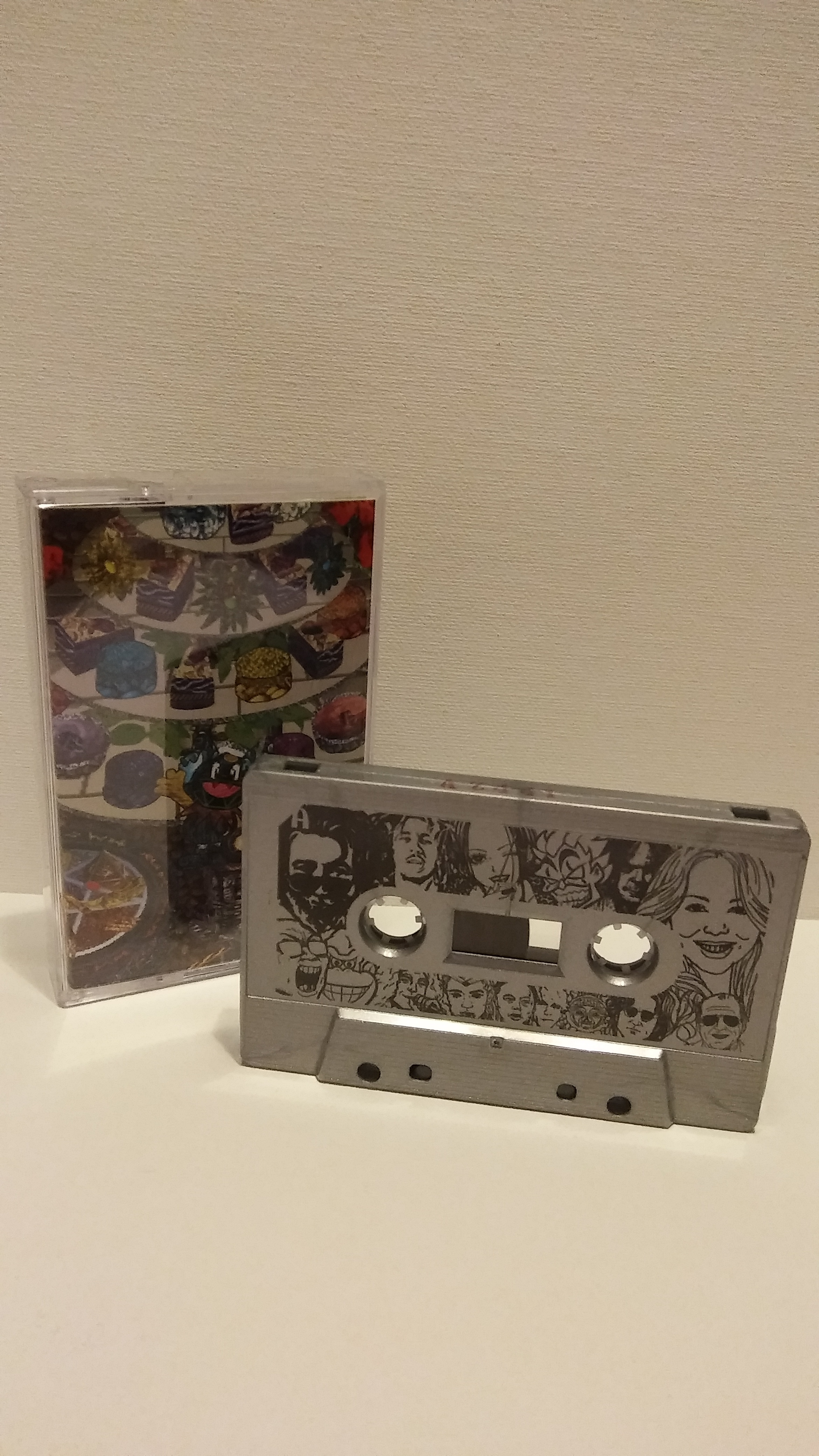 I supposed this tape would be a worthy addition to my collection, and I was not wrong.