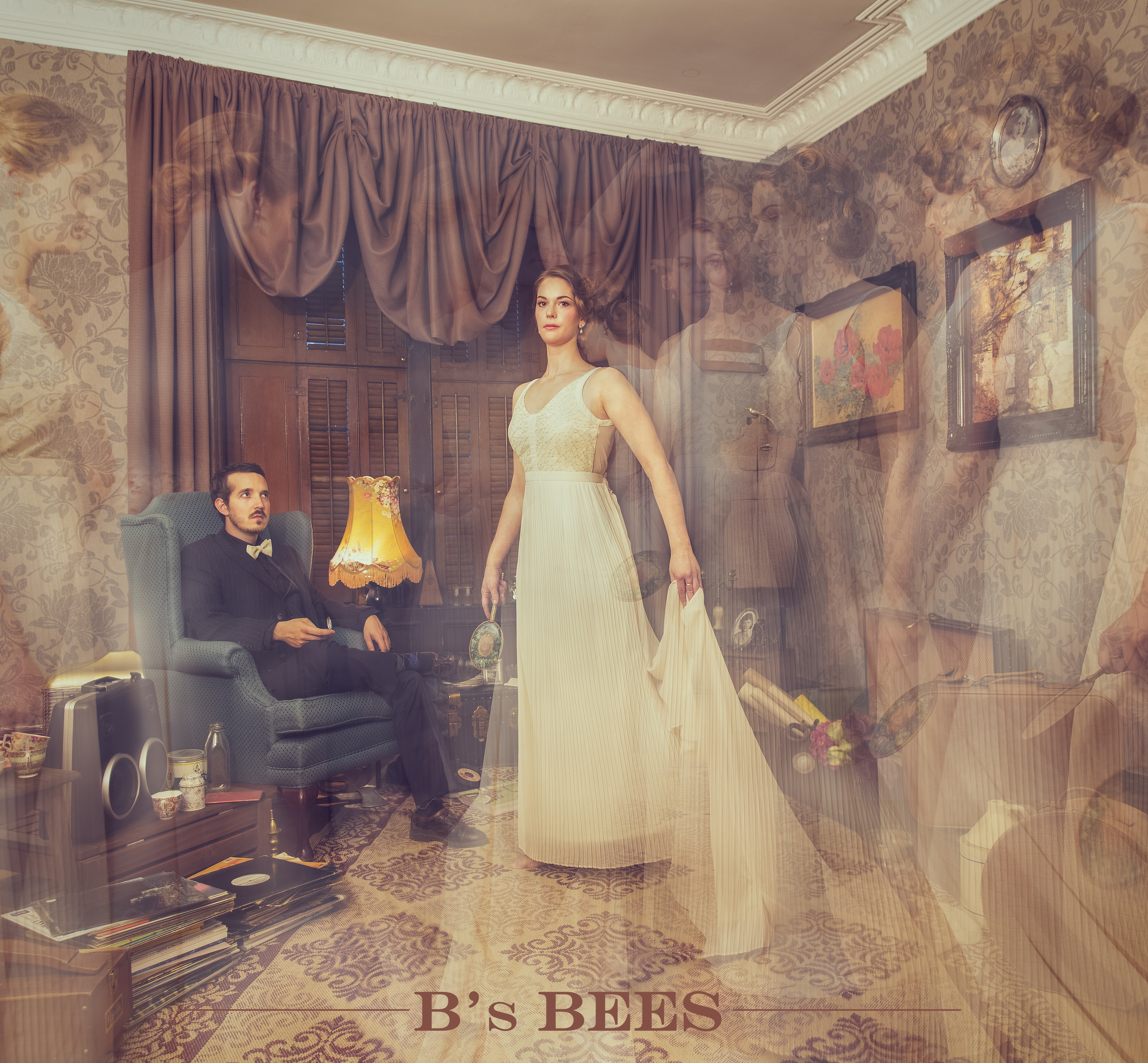 BsBees Album Cover by Faya