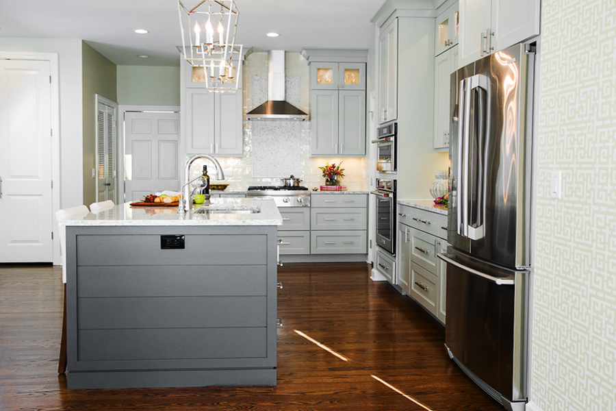 Donna Gilliam Interiors, Upscale Kitchen