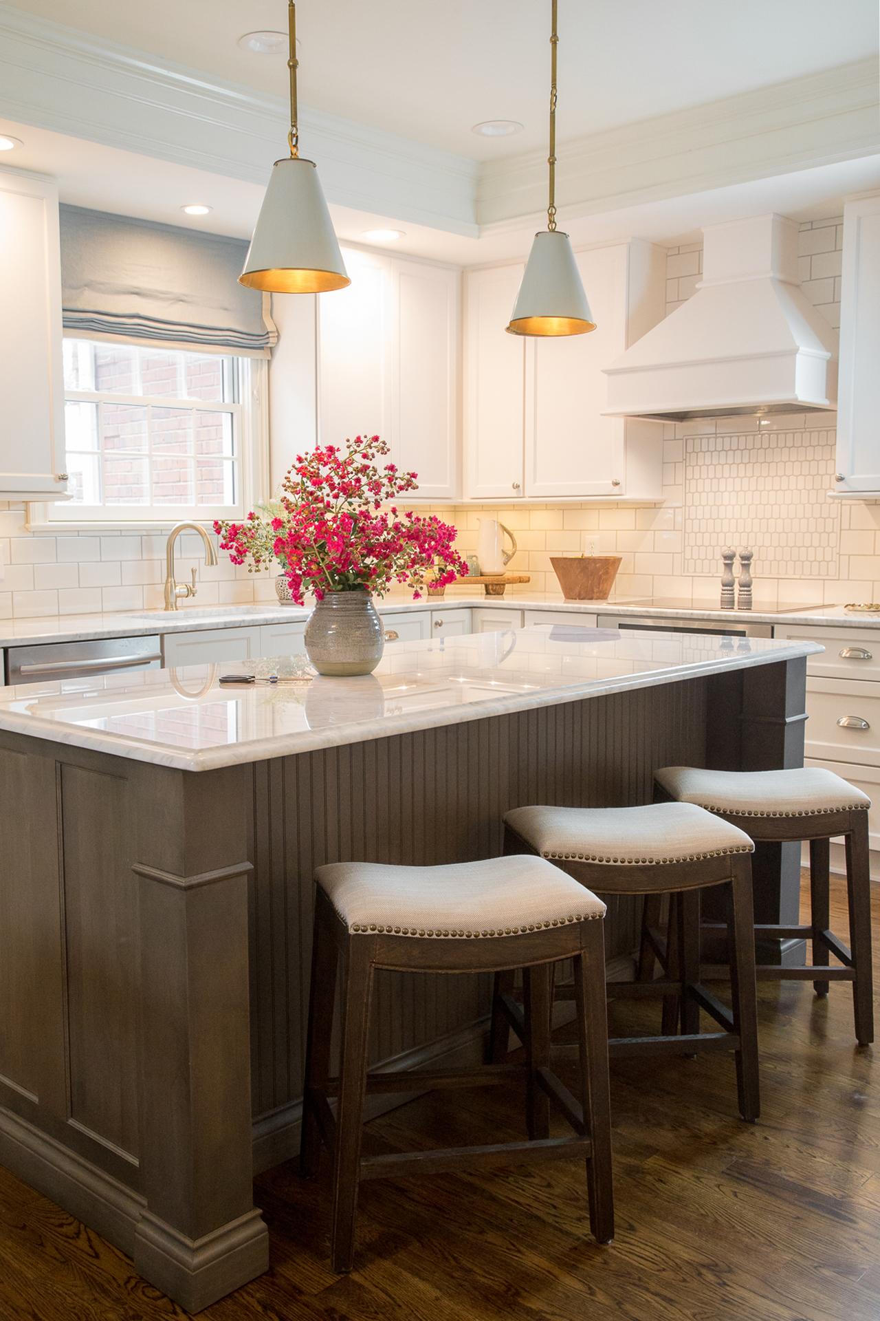 Donna Gilliam Interiors, Country Kitchen