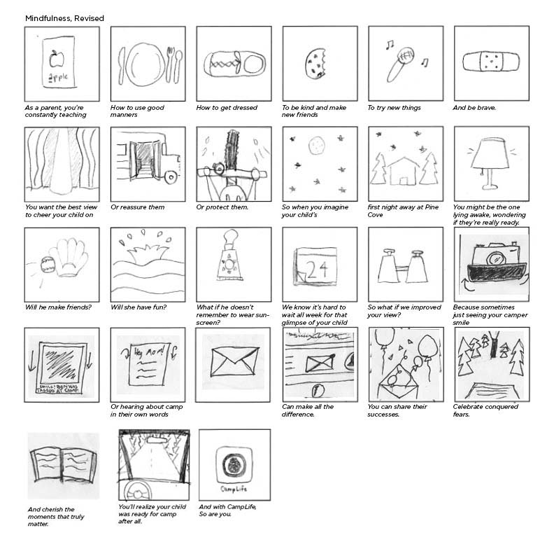 camplife-storyboard