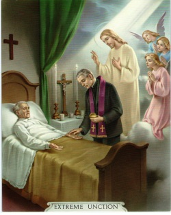 Anointing of the Sick — St  Augustine Church