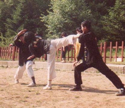 White Tiger Academy, S. Korea