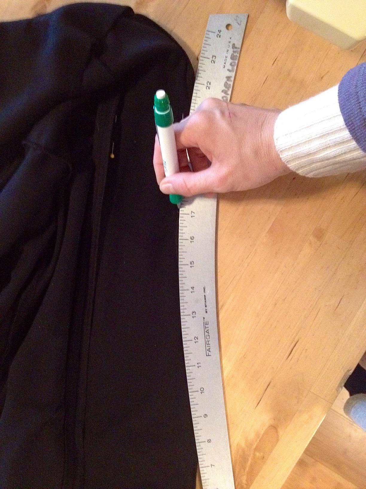 Fair Fit Alterations 2 Curve Stick and Dritz Pen
