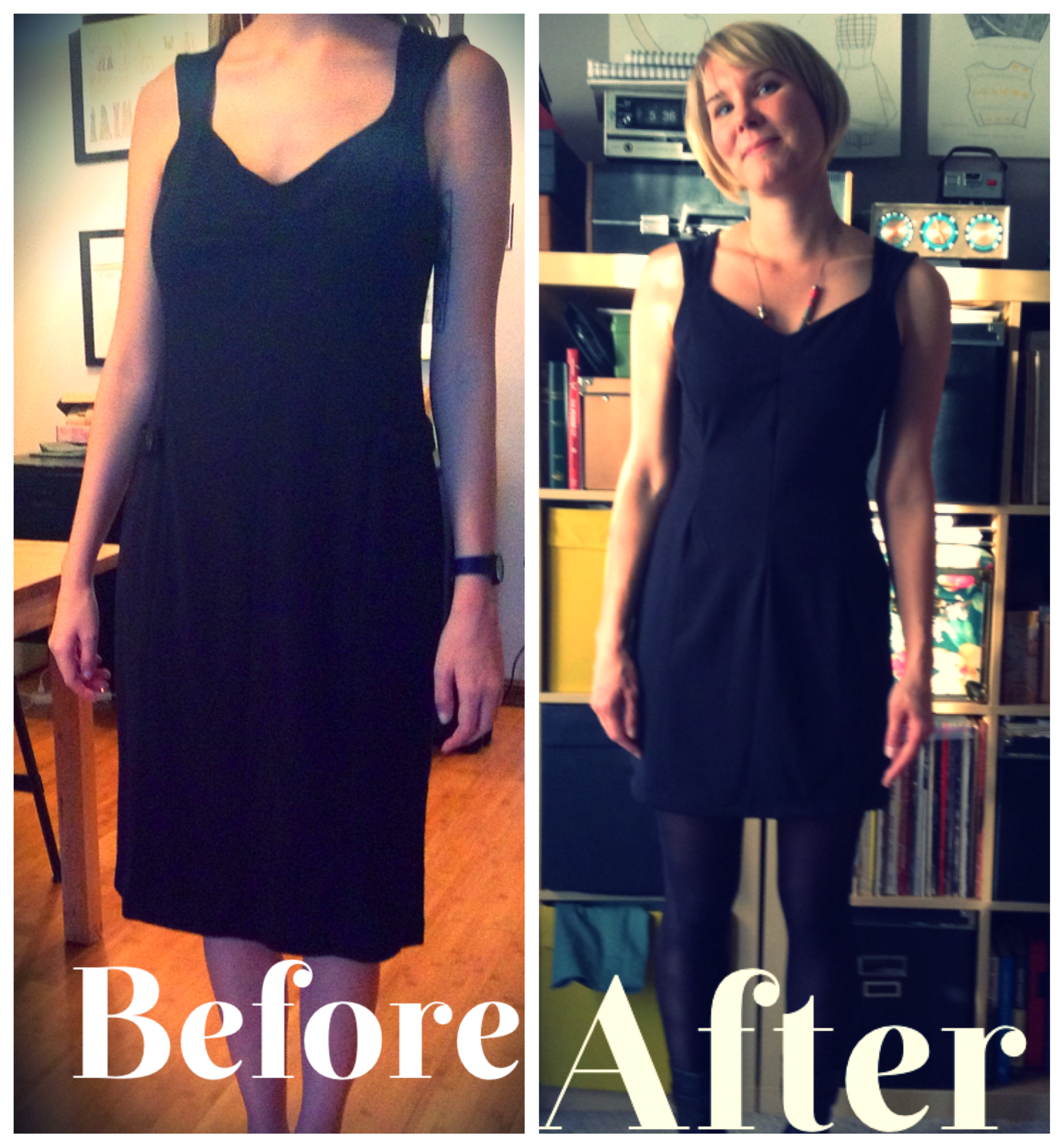 Fair Fit Alterations Before and After