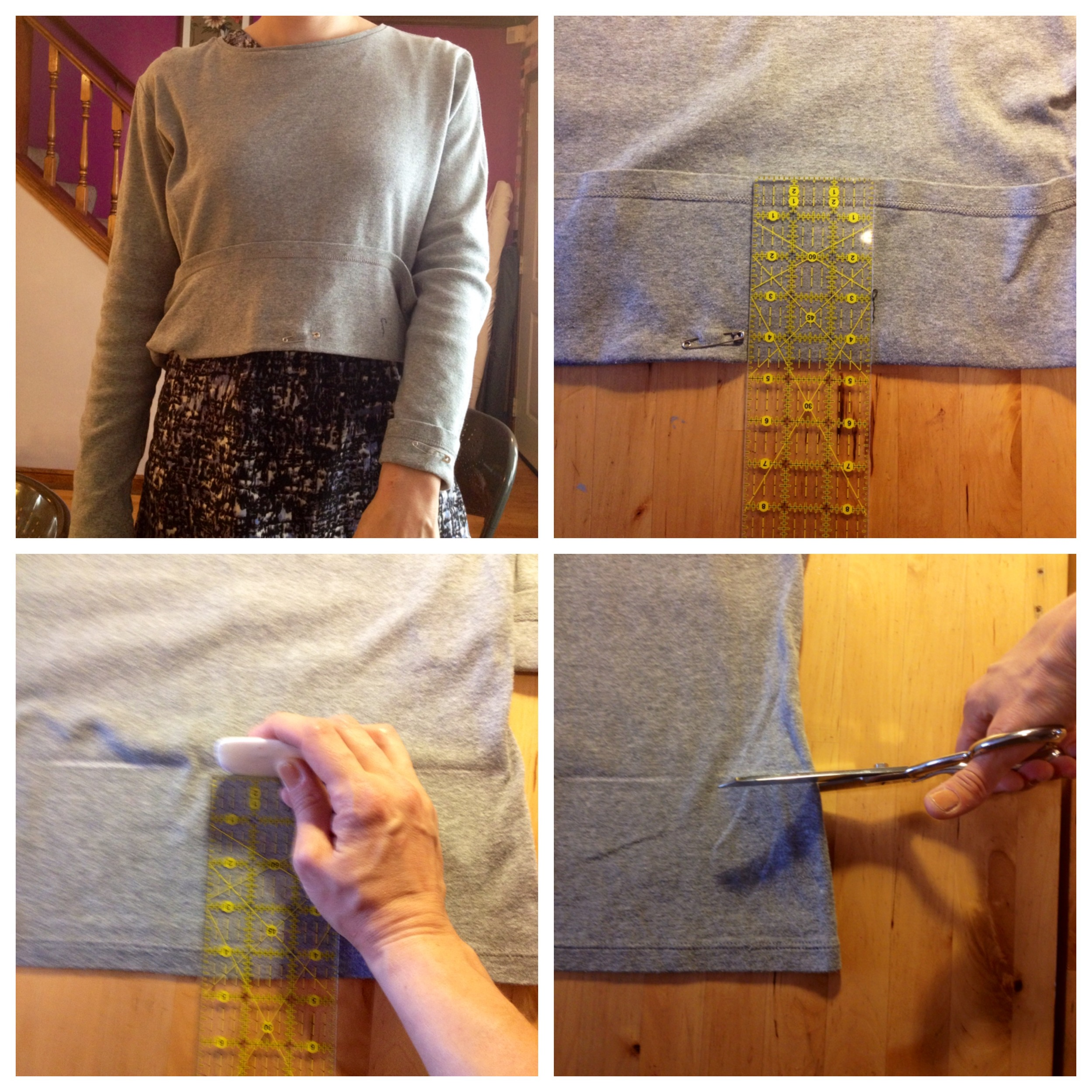 Fair Fit Sewing With Sergers Knitwear Demo 1