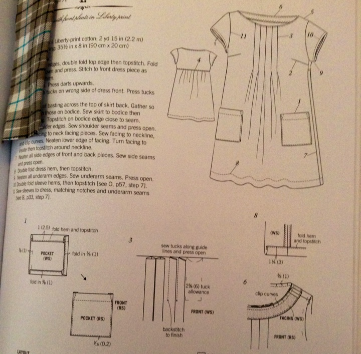 Pin Tuck Instruction