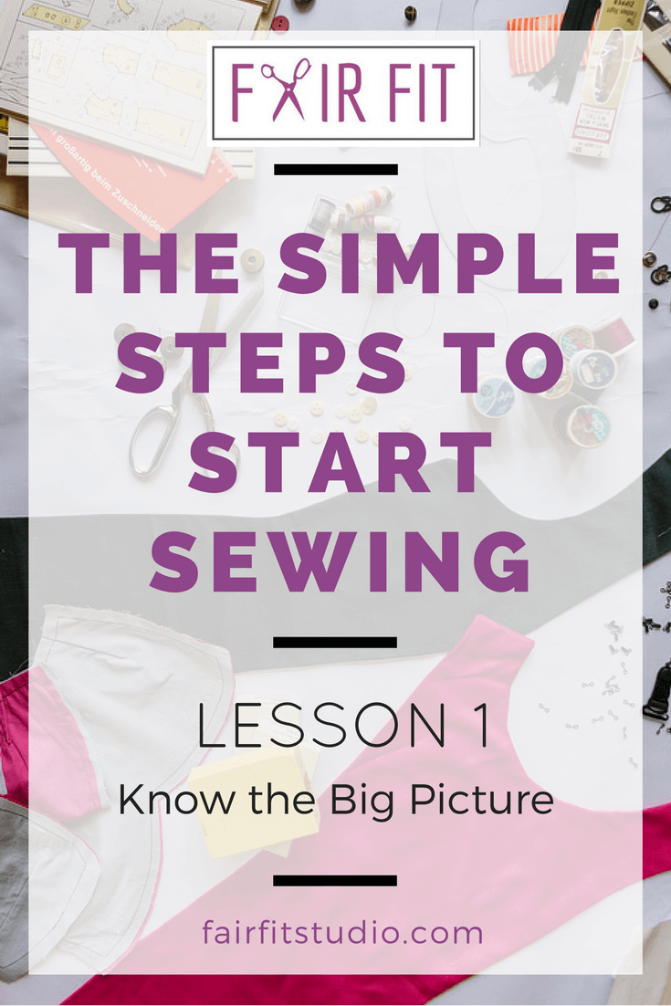 Want to learn how to sew for real? This 6-part blog post series + free workbook walks you through everything you need to know and what you can expect as you learn how to sew. Download the FREE WORKBOOK and get started sewing today!