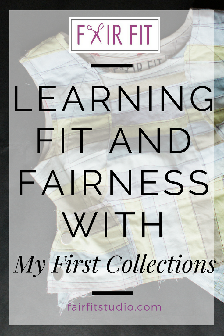 "This process of dressing other people made me aware of how fair relationships with clothing and fashion can be formed, and it shaped my perspectives into ""fair fit"" and ""fair fashion"". In this post, learn how starting a fashion business shapes your perceptions of clothing and fit and they relate to individual feelings and expression."