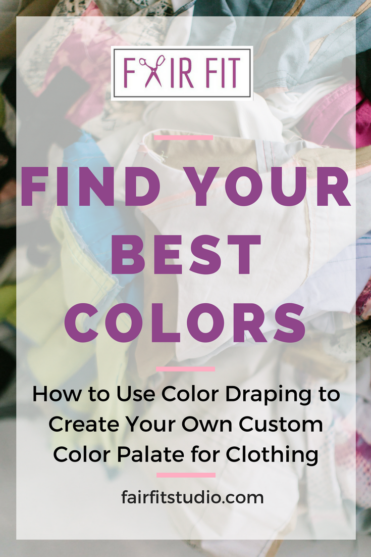Are you at a loss when it comes to color? Check out this color process and workbook to discover and create a customized palate for your wardrobe, sewing, or fashion collections. This color tutorial will introduce you to colors you may have never considered, click through to read more!