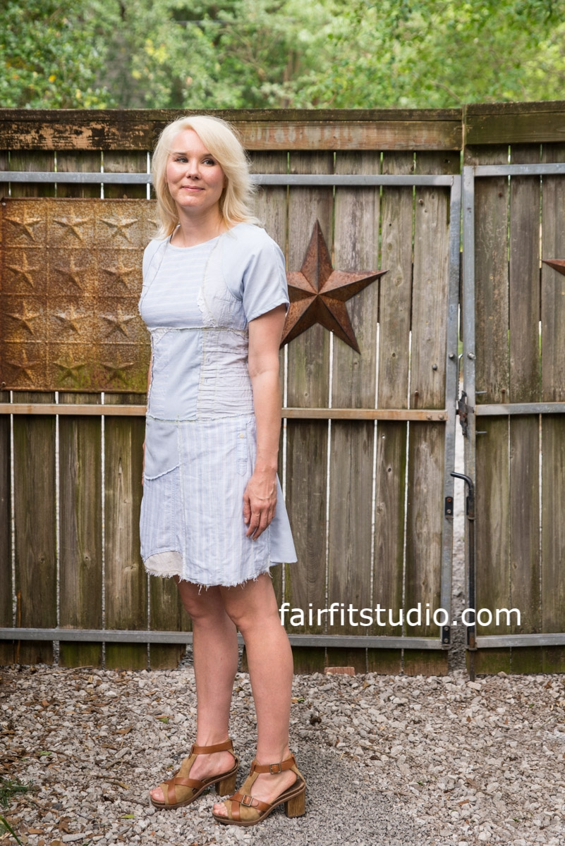 The Fair Fit Method - A look at sewing and design methods taught in the courses.