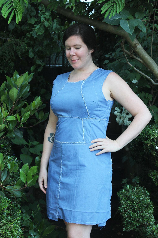 Photo and Dress by Helen Wilkinson @helens_closet - http://helenscloset.ca/