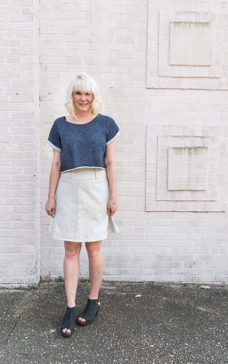 Fair Fit Skirt A-line Variation