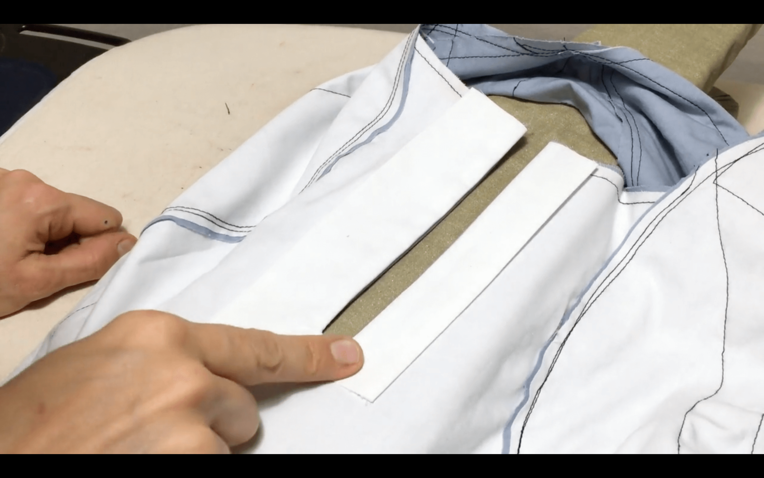 The Fair Fit Method - How to Sew Tower Plackets