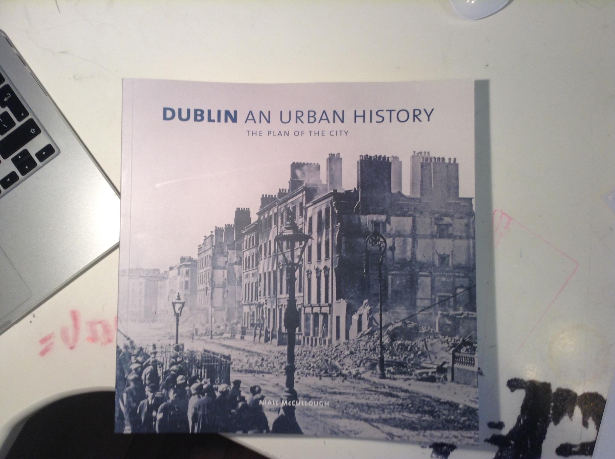 Dublin An Urban History