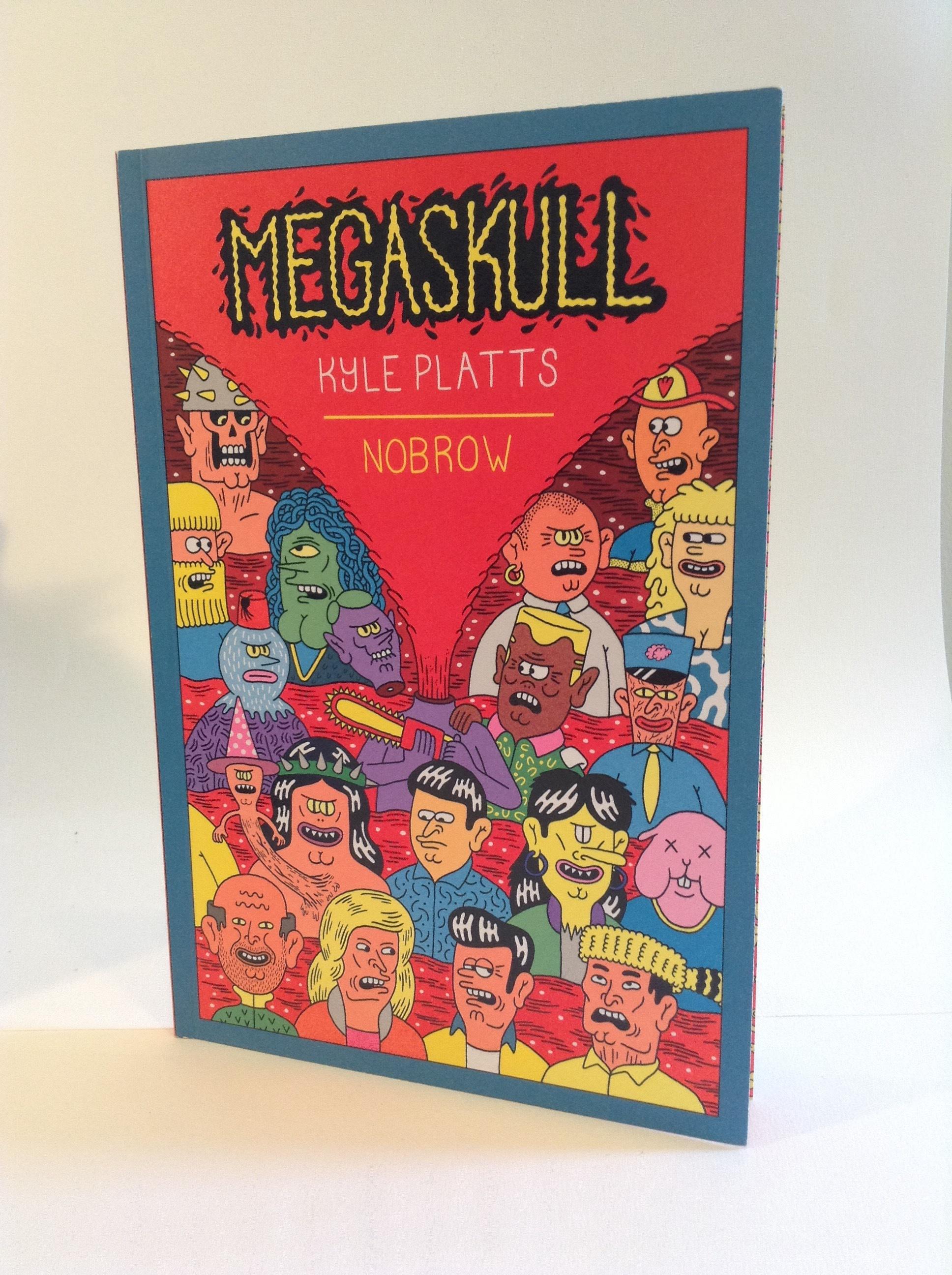 Cover of Megaskull