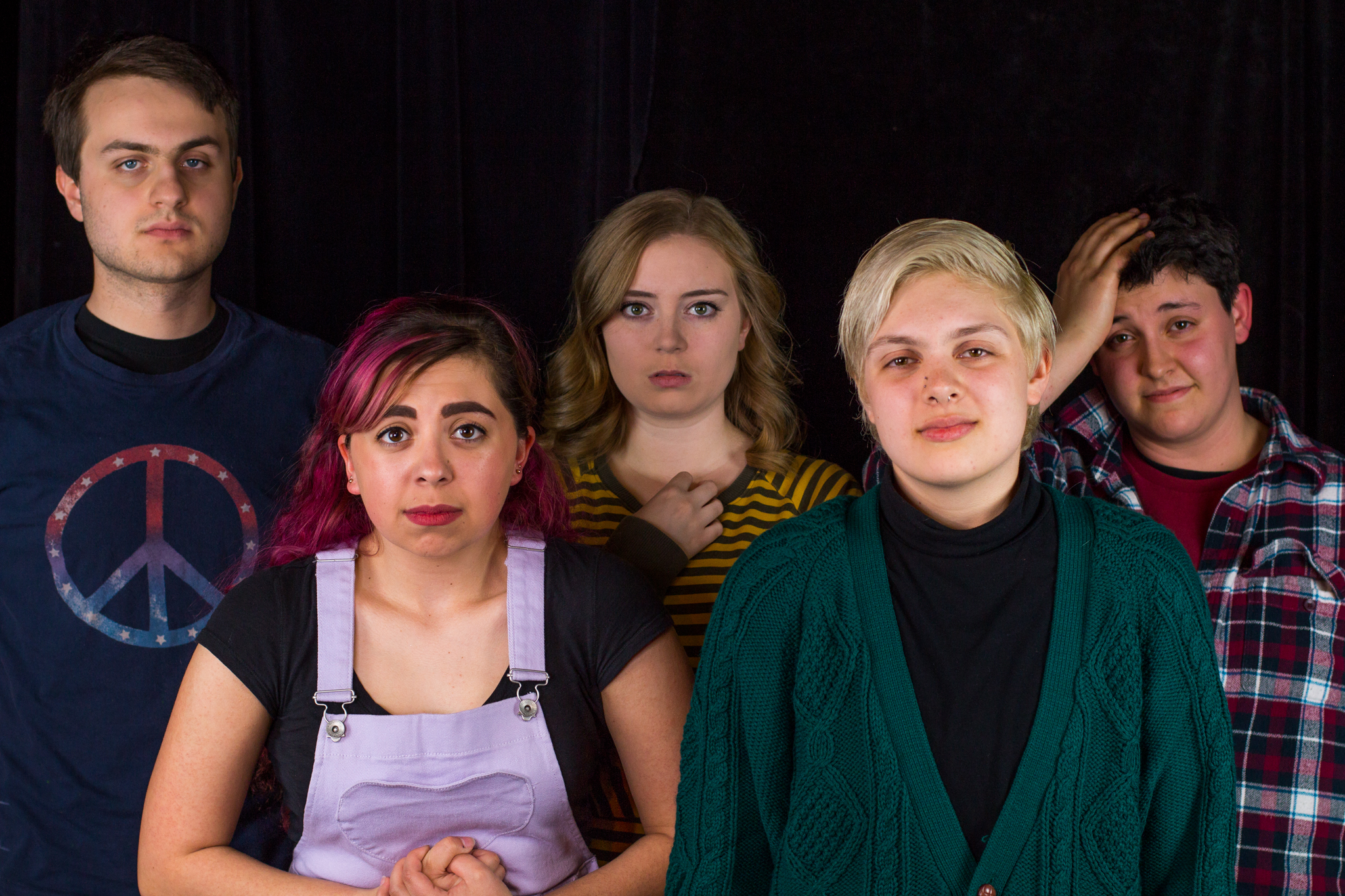 The cast of  How They Choose