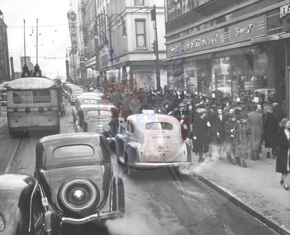 ADAMS STREET, 1940