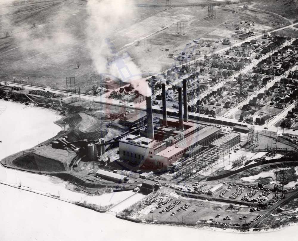 ACME POWER STATION, 1959