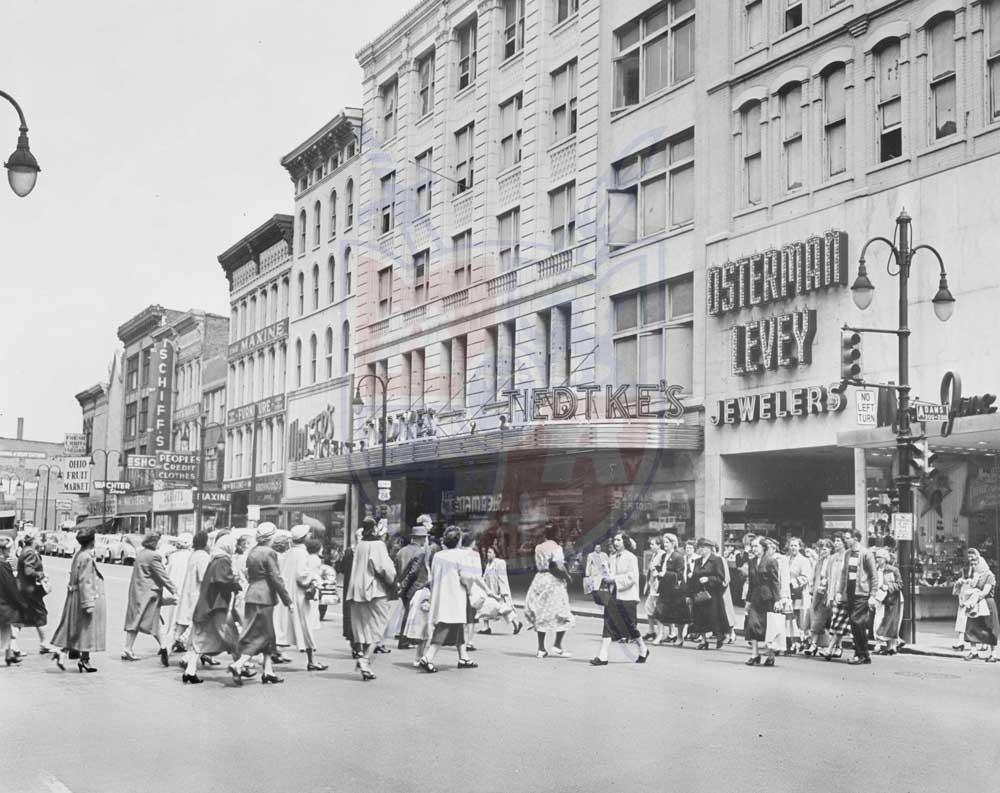TIEDTKE'S, 1953