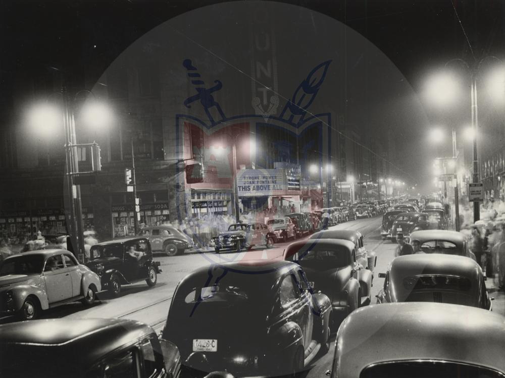 UPTOWN TOLEDO, 1942