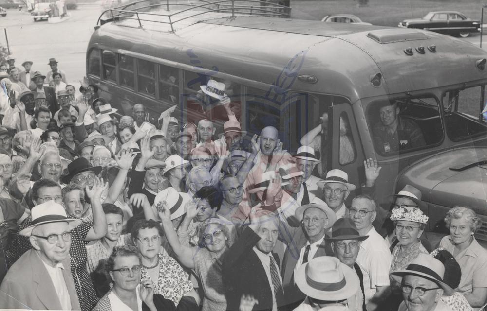 UAE-CIO PENSIONERS, 1955