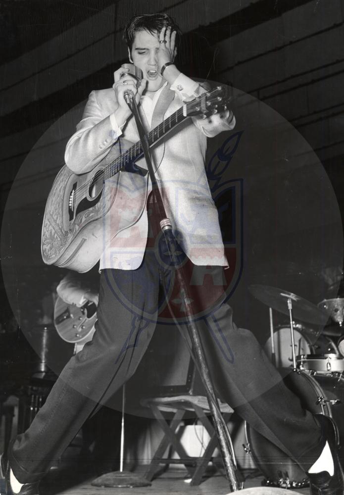 Elvis Presley, Toledo Sports Arena 1956