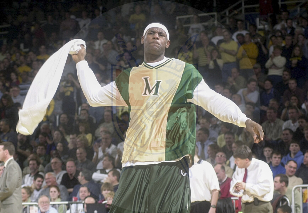 LEBRON JAMES, 2003