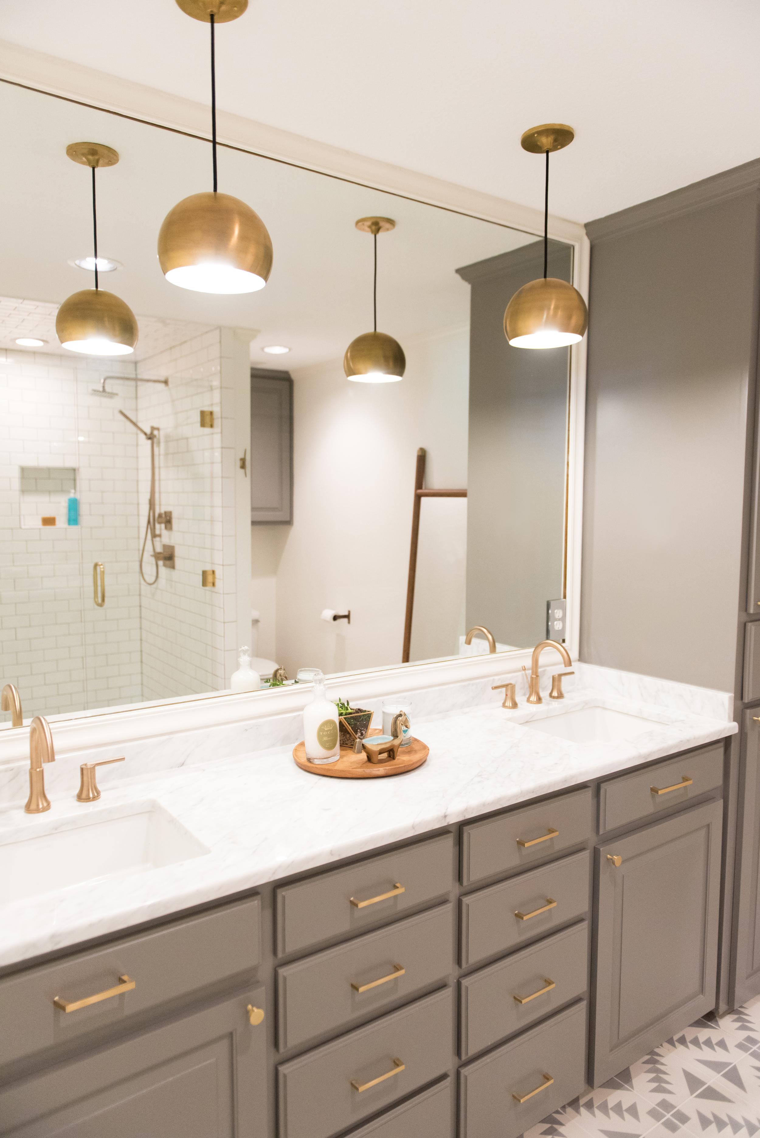 Photos by  Matt and Julie Weddings  |  Hardware  |  Lighting  |  Sink Faucet  |  Shower Head  |  Tile  |  Paint