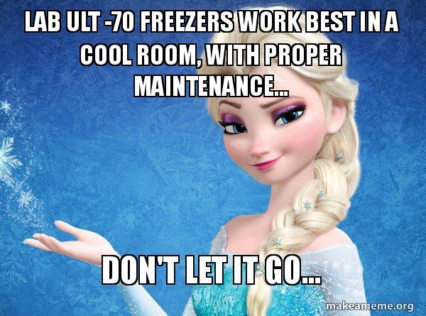labconscious freezer maintenance