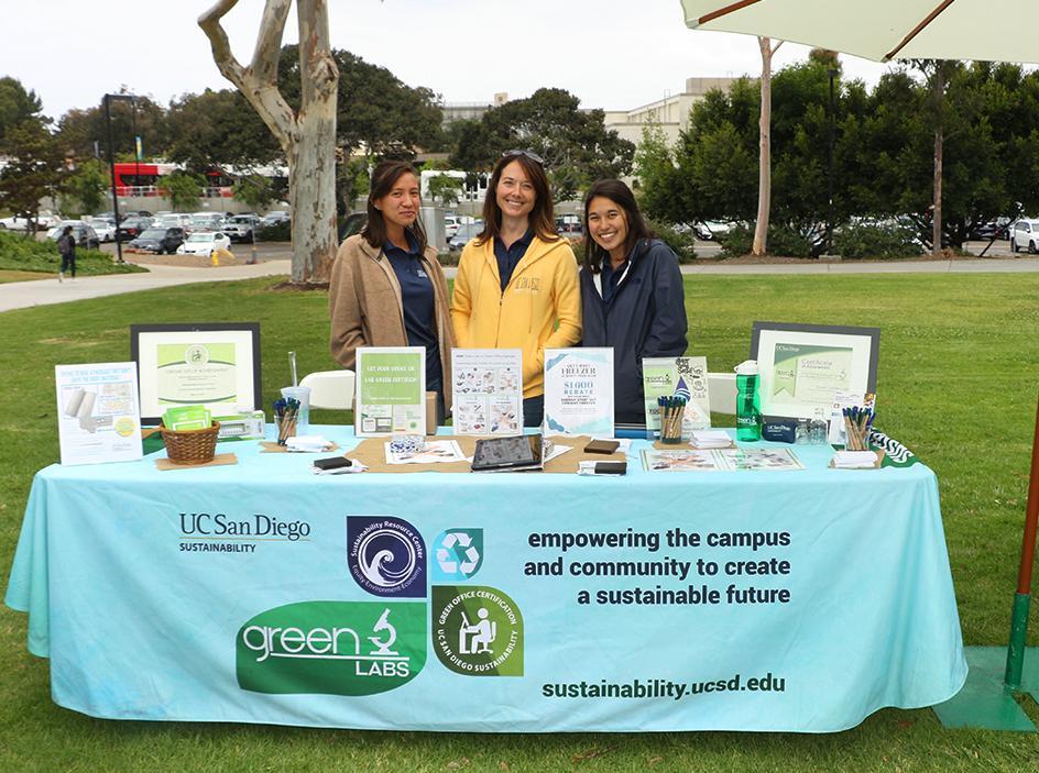 UC San Diego Green Labs
