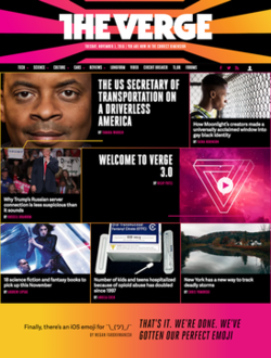 The Verge covers the intersection of technology, science, art, and culture. Thousands will attend  The VERGE 19  conference which accelerates the clean economy.