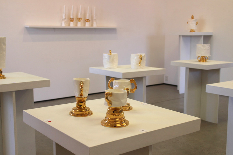 North Art Exhibition - Collusions: Julie & Peter Collis -  click here to view images