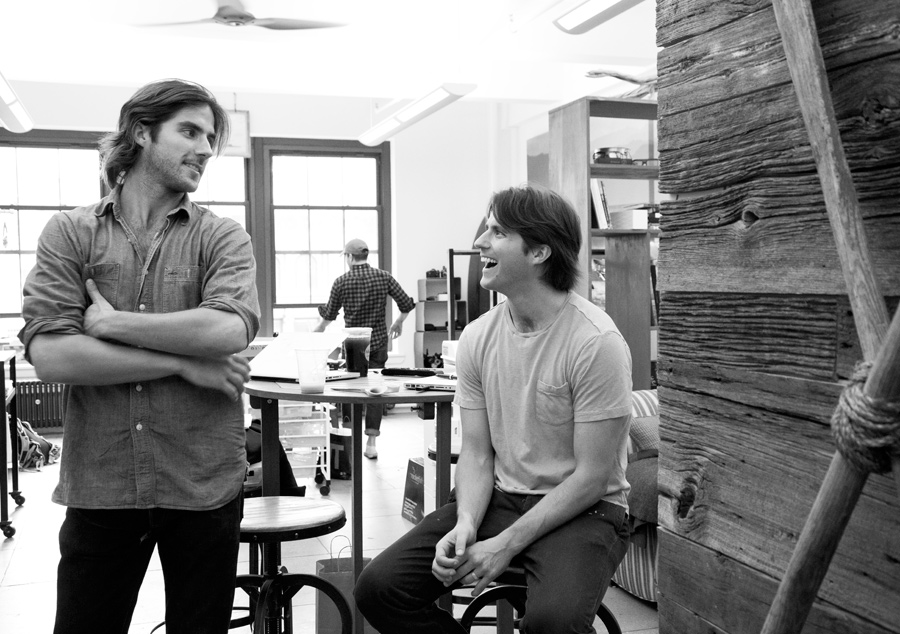 NEW FASHION DESIGNERS: Brothers Behind Faherty Brand