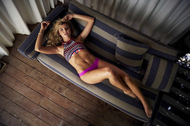 Victoria's Secret Model Rachel Hilbert