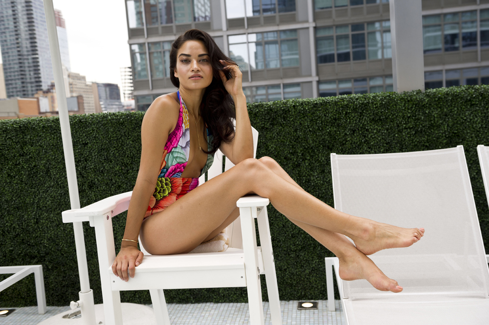 Victoria's Secret Model Shanina Shaik
