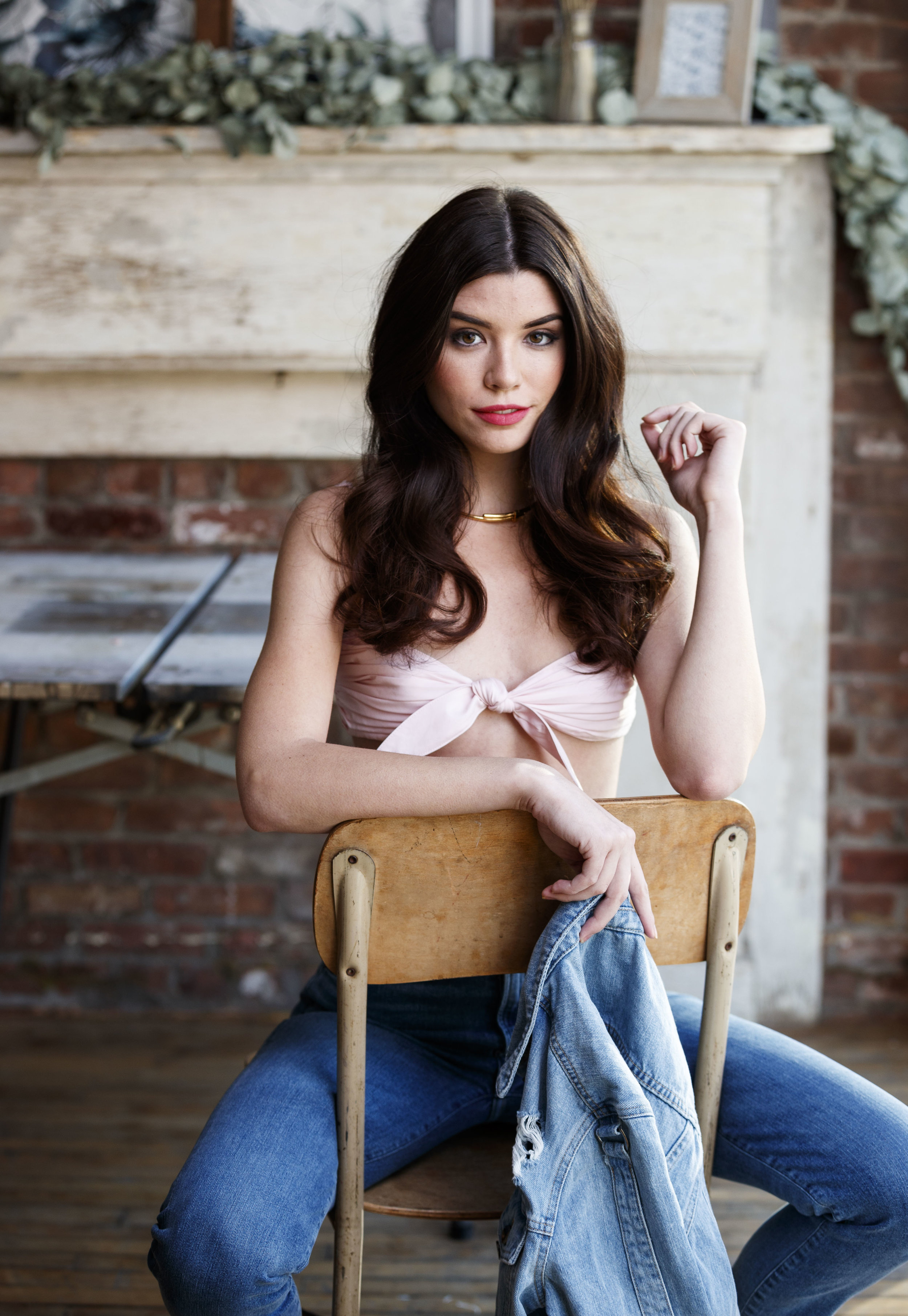 Model Gracie Phillips
