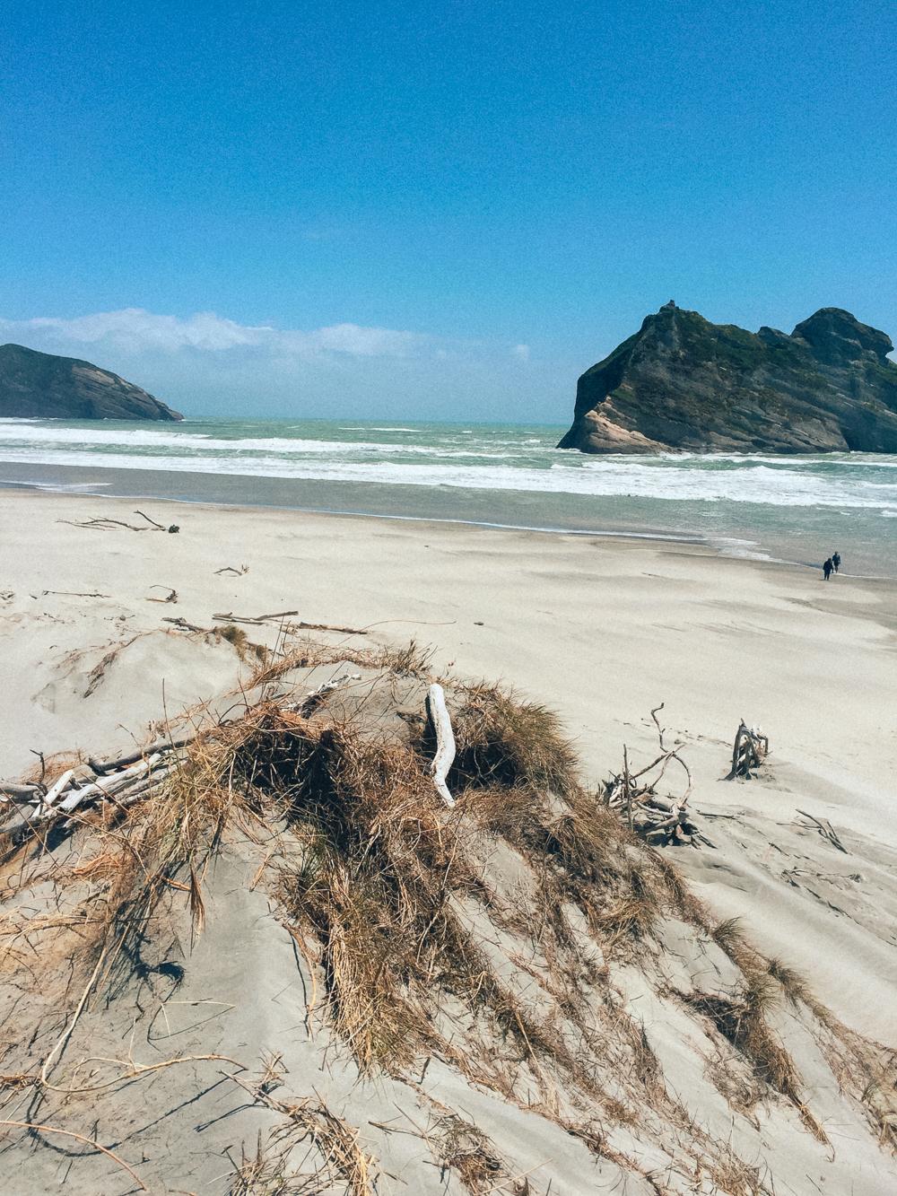 Wharariki Beach, Puponga, South Island