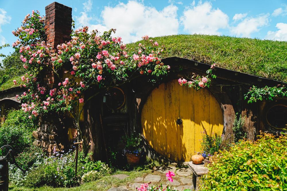 Hobbiton Movie Set, Matamata, North Island
