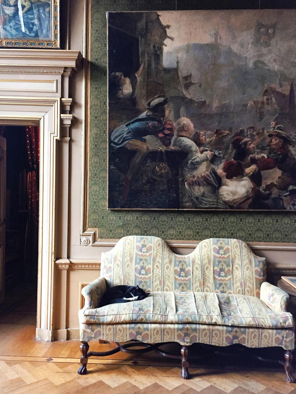 KattenKabinet Cat Museum, Amsterdam, Netherlands