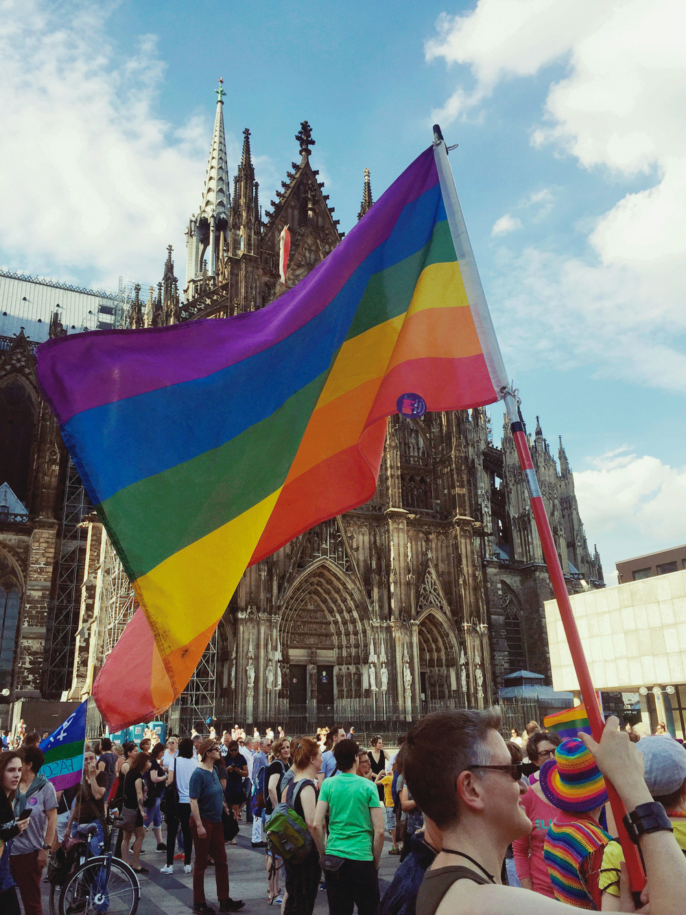 Dyke March, Cologne, Germany