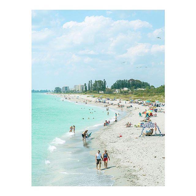The Beach.⠀ .⠀ .⠀ .⠀ .⠀ #WalkWithLocals #VisitFlorida #FujifilmX_US #MyFujifilm #X100F #Fujifeed