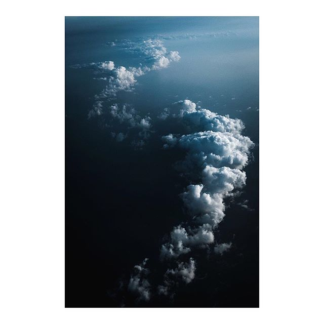 Clouds that look like islands.⠀ .⠀ #WalkWithLocals #SouthwestAirlines #FujifilmX_US #MyFujifilm #X100F #Fujifeed